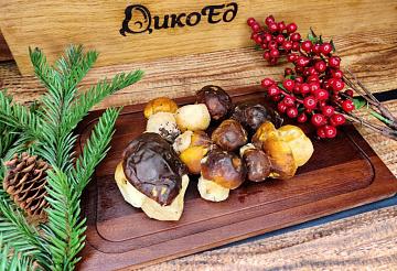 Купить гриб белый экстра замороженный (14 кг): 990 руб за кг, цена в Москве - интернет-магазин Дикоед