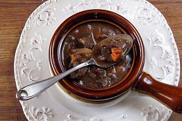 Суп из лося по-болгарски